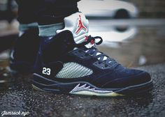 Air Jordan 5 'Metallic'