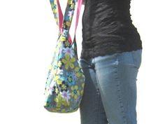 Large Purse Hobo Bag Over Shoulder Bag by SmiLeaGainCreations, $40.00