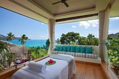 Four WATG-designed hotels on Fodor's 100, The World's Best Hotels 2014: Raffles Praslin Seychelles