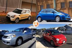 Blending the functionality of a sedan with that of a station wagon or SUV, hatchbacks offer big practicality thanks to their large rear hatch opening and voluminous cargo areas. See six of our favorite used hatchbacks under $5,000 available here in 2020. Used Fiat 500, Fiat 500 For Sale, New Ford Focus, Hatchbacks, Nissan Versa, Hyundai Accent, Honda Fit, City Car, Subaru Impreza
