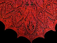 Ravelry: Crocus Shawl pattern by Hiroko Payne / The Hare And The Crow