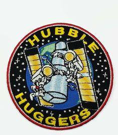 Nasa Vector Logo Crew Uniform Space Shuttle Costume Jumpsuit Hook Patch Parche