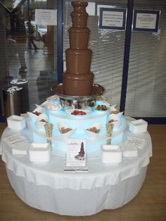 Photo 7 of 8 in Luxury Chocolate Fountain Hire