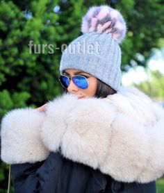 NEW LaFuria 2017 WOOL HAT & FOX FUR CLASS SABLE MINK CHINCHILLA COAT JACKET VEST