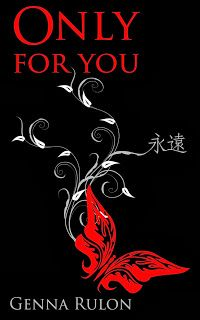 Only For You (For You #1) by Genna Rulon #books #NewAdult #ContemporaryRomance