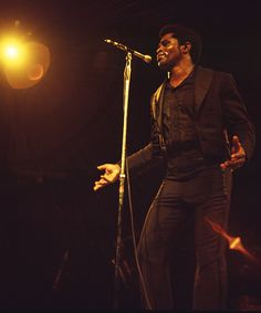 James Brown the Godfather of soul, the hardest working man in show business! People That Matter