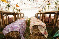 24 awesome ideas for a festival-themed wedding - CosmopolitanUK