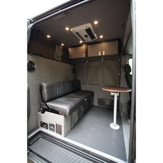 GK 170 Moto Hauler - Includes Removable Table, Sofa Sleeper, LED Lighting, TPO Flooring, Wall Cabinets and more!
