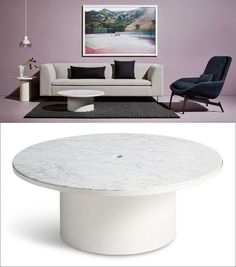Furniture Ideas Round Coffee Tables In Gl Wood Marble And Metal