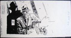 Torpedo illustration by Jordi Bernet.