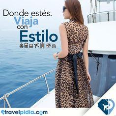 Viaja a todos los destinos con el mejor estilo con #TravelPIDIA