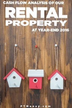 Cash Flow Analysis | Rental Property | Landlord | Real Estate Investment | Real Estate Investing