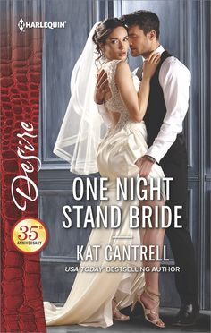 """One Night Stand Bride (In Name Only) by Kat Cantrell. The Paparazzi Proposal Their one-night stand made the headlines. Now playboy Hendrix Harris decides marrying the lady in question will stop the rumors from derailing his family's political ambitions. Rosalind Carpenter, with her pedigreed background, will make the perfect bride…and she drives him wild. But Roz will only say """"I do"""" if they stay chaste until after the vows. The temptation may be more than he can stand…especially when he..."""