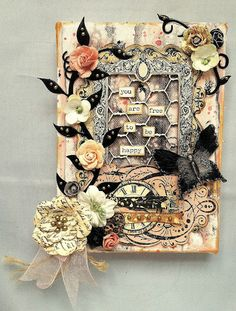 Scrapping Fancy - prima almanac