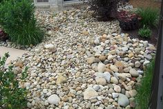 River Rock Landscaping Ideas - Bing Images
