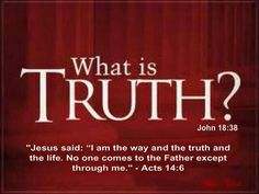 """Jesus taught that there is only one """"way"""" or """"truth"""" he also called it """"the narrow gate that leads to everlasting life"""". He stated that only few are finding that narrow gate or the truth in God's word and following it and that most people are on the broad road to destruction or being mislead in the wrong direction. (Matthew 7:13,14) So all """"roads"""" or religions do not lead to Christ, but only one, just as the bible states. Read the bible and study aids free online at JW.ORG in over 760…"""