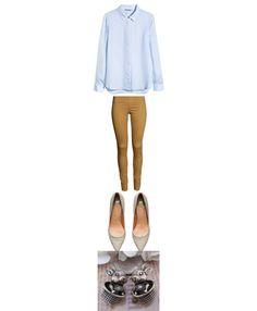 """#Outfit 9 para un día con el """"coqueto"""" subido ^^"""
