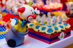 Circus Birthday Party Ideas | Photo 21 of 28 | Catch My Party