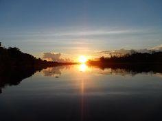 Mitten im #amazonas  #iquitos #peru #exotic