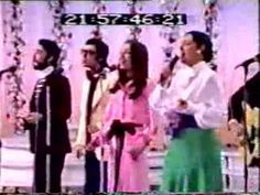 """""""Eres tú"""" Eurovisión 1973 - Mocedades. This was the year before Abba took the top prize with """"Waterloo."""" This song was sent up in the movie """"Tommy Boy,"""" but I really do like the song and the way it's sung. And it was a Top 10 hit in The United States."""