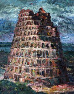 Babel » d'Ayman Baalbaki a frôlé le demi-million de dollars lors de la vente aux enchères organisée hier par Christie's à Dubaï.