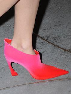 Shoe Week - Dior booties .....