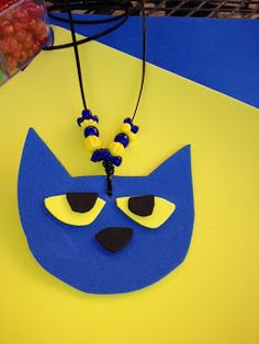 New Activities to go with Pete the Cat!