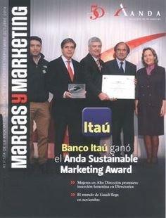 Marcas y Marketing. Septiembre - Octubre 2014.
