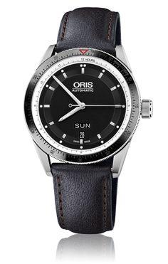 Oris Artix GT day date #luxurywatch #Oris-swiss Oris Swiss Watchmakers Pilots Divers Racing watches #horlogerie @calibrelondon