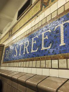 Subway, 51st Street