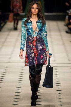 Burberry London Fashion Week Otoño Invierno 2015 - 2016