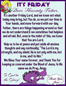 Morning prayers, prayer for today, daily prayer, friday pictures, friday pi Best Friday Quotes, Friday Morning Quotes, Friday Quotes Humor, Good Morning Friday, Funny Friday Memes, Good Morning Prayer, Morning Blessings, Morning Prayers, Good Morning Quotes
