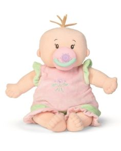 New Baby?  Big Sister Gifts for Girls:  Baby Stella Peach Baby Doll Toy @ Amazon