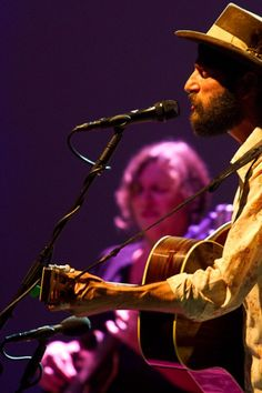 Ray Lamontagne in Charlottesville, VA. Shot by Jack Looney Photography