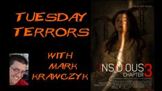 Insidious Chapter 3 Movie Review   Tuesday Terrors