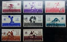 Thailand Beautiful Mint Stamp Never & Light Hinged Set Collection #01