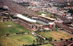 Kings Park Stadium (The Shark Tank - rugby franchise), Durban