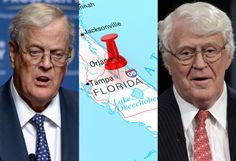 How The Power-Broker Koch Brothers Are Killing The Florida Film Business