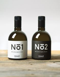Olio Frisino - Numbers Collection