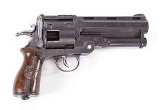 Samaritan pistol from the first Hellboy movie