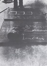 Artwork by Joseph Beuys, Untitled, Made of lithography