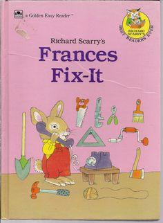 Richard Scarry's Frances FixIt Best Readers