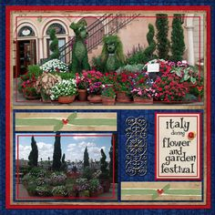 Italy layout - Page 4 - MouseScrappers.com