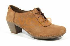 Clarks Emerson View Zapatos Cordones Mujeres Cuero