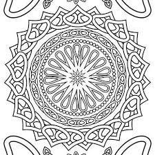 Resultado de imagen para mandalas for kids to color