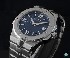 Throwback Sunday: Six luxury steel sports watches with bracelets - Bracelet Making, Bracelet Watch, Audemars Piguet Royal Oak, Watch 2, Chopard, Patek Philippe, Metal Bracelets, Sport Watches, Crocodile