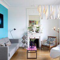 70 m2 la couleur au pluriel - Marie Claire Maison