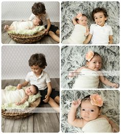I can see Jake doing this with a sibling one day!