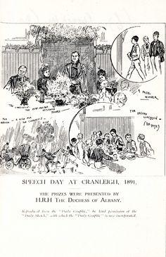 Speech Day 1891