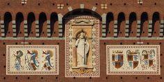 """Galleria Medievale: """"Legami storici tra Milano e la Lituania: Bona Sforza e il Palazzo dei Granduchi di Lituania"""""""